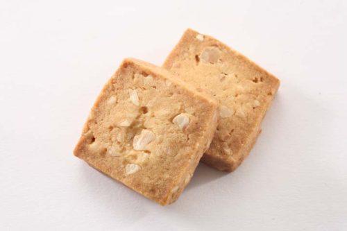 ヘーゼルナッツクッキー
